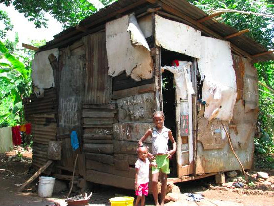 Homes Homelessness Jamaica