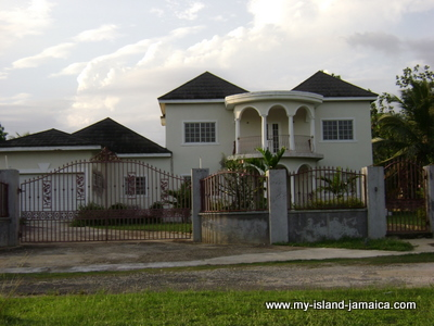 Homes homelessness jamaica for Home designs in jamaica
